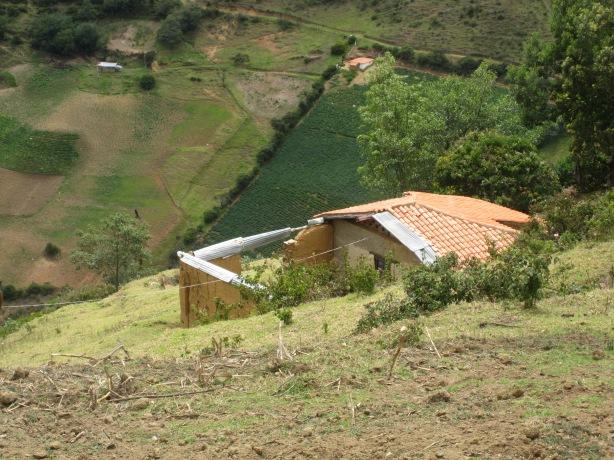 Casita de Olgeipmar y Jose Ramon. Sector San Rafael