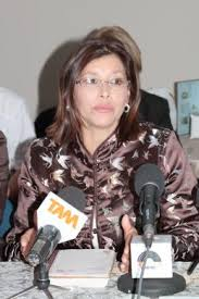 Gisela Parra. Presidenta de FERISOL