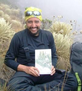 Nuestro Guia Literario, El Libro de Manuel Alfonso, Sierra Nevada de Mérida. Excursionismo y Escalada