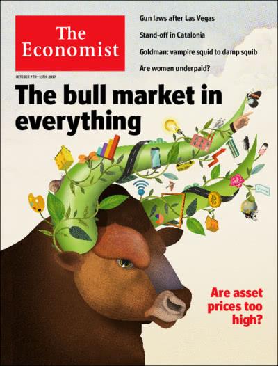 Portada The Economist, Octubre 2017