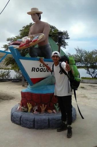 Los Roques, pueblo de pescadores